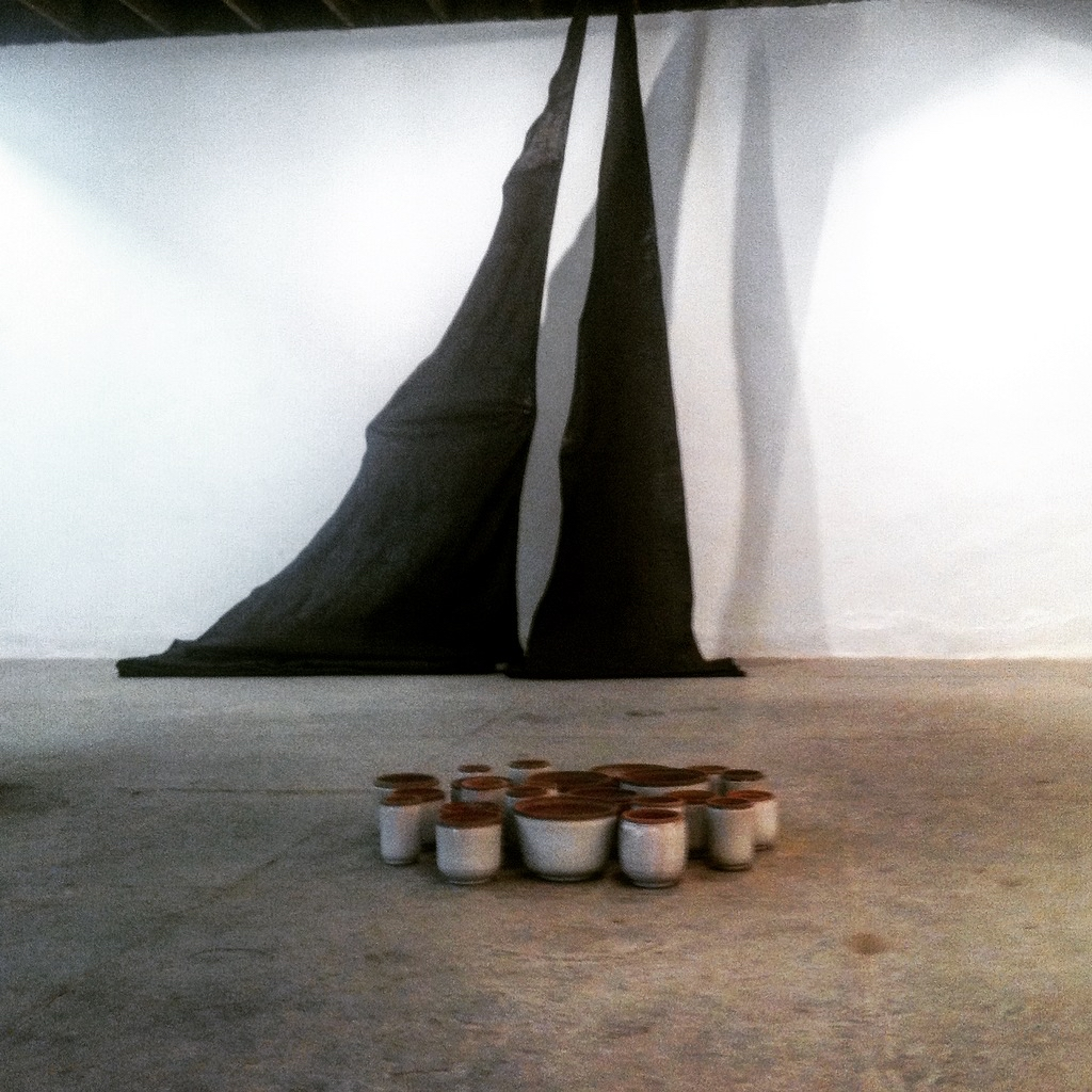 ALYCE SANTORO, Soundings (installation view)