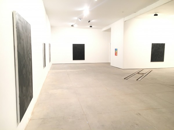 ZEKE WILLIAMS, Rainbow (installation view)