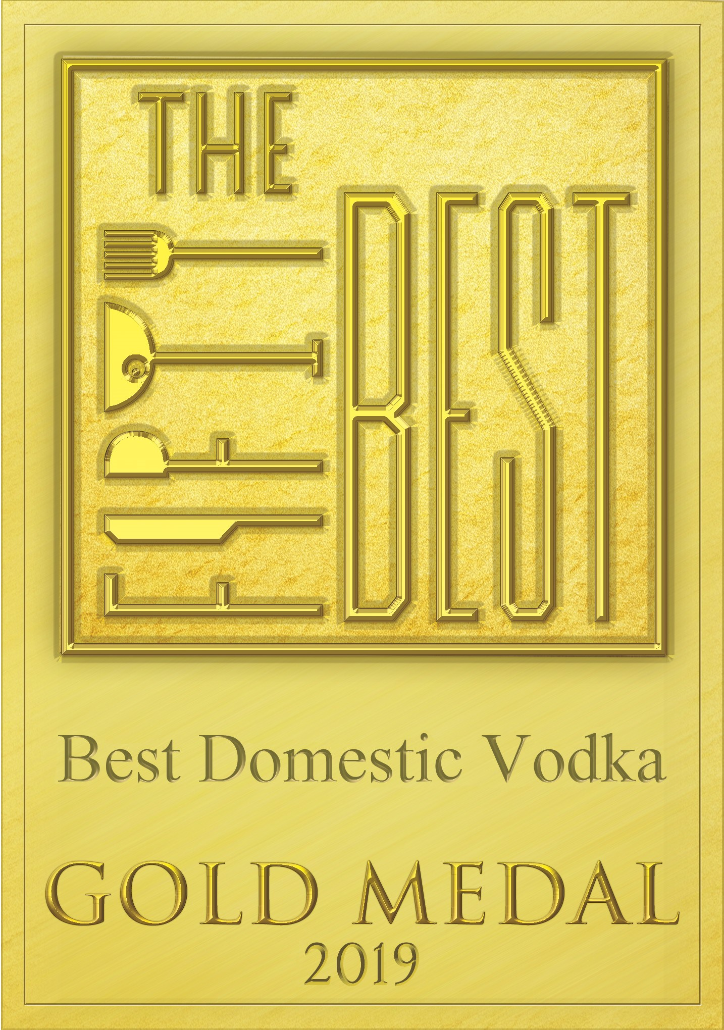 "Wild Rag® Mesquite Bean VODKA Wins the GOLD - New York, NY, (July 15, 2019) – The Fifty Best has once again turned its spotlight on Domestic Vodka. The Fifty Best recently hosted an American-made craft vodka tasting, where contenders were evaluated for the distinguished ""Best Domestic Vodka"" awards for 2019.The Fifty Best is very pleased to announce that Wild Rag Mesquite Bean Vodka was awarded a Gold medal in New York's 2019"