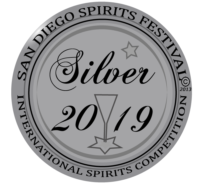 Wild Rag Vodka - 2019 Silver Medal Winner in San Diego's International Spirits Competition