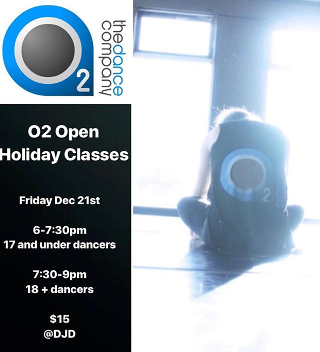 We are overjoyed to get back into the studio with the community. Classes are open to all high intermediate/advanced dancers. Come get your move on with us! We've missed ya! ❤️