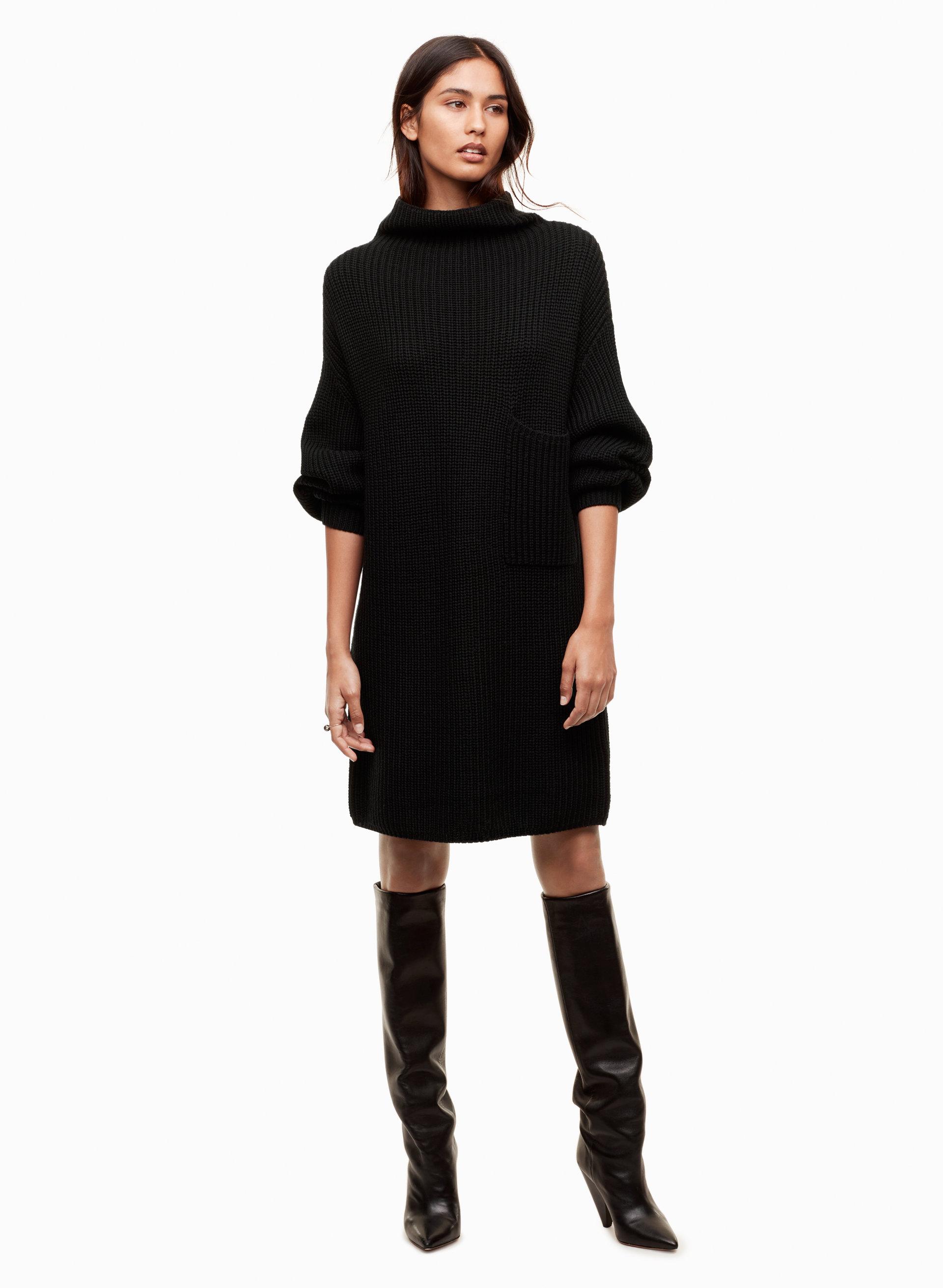 Wool Sweater LBD