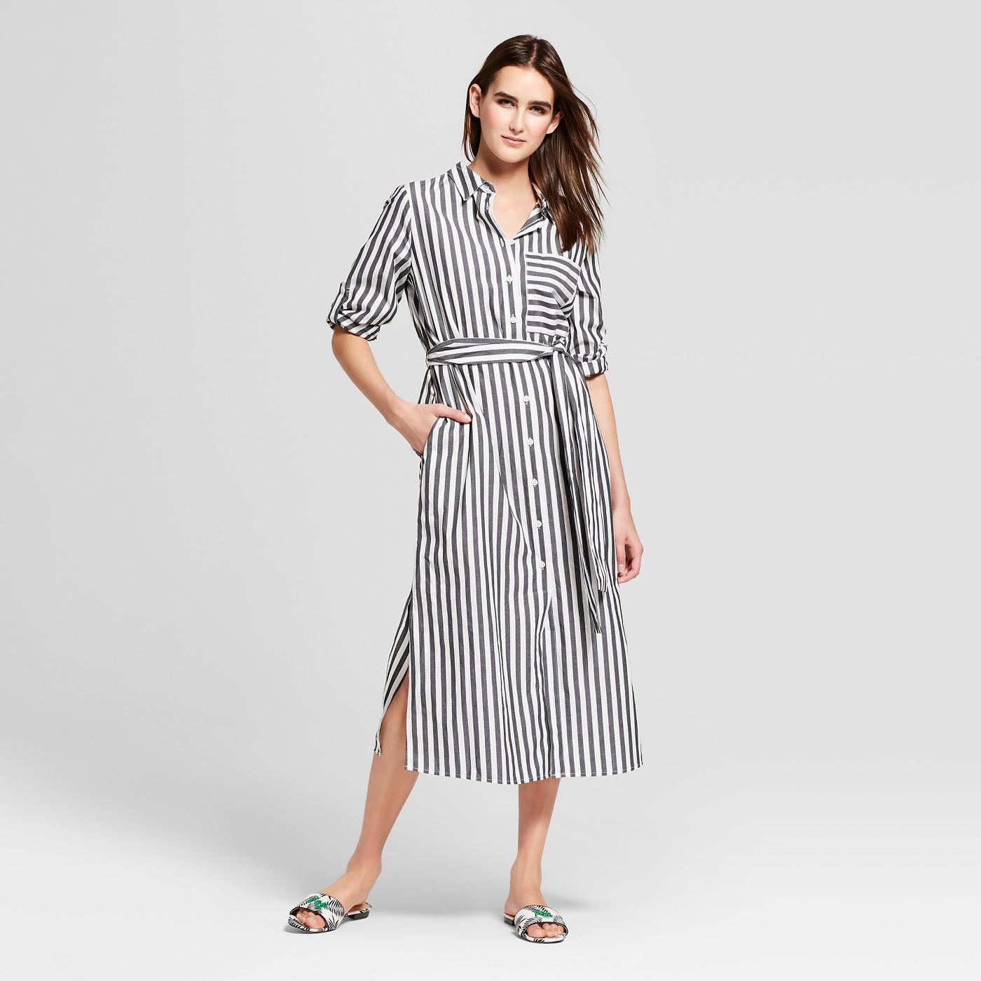 striped tshirt dress target.jpeg