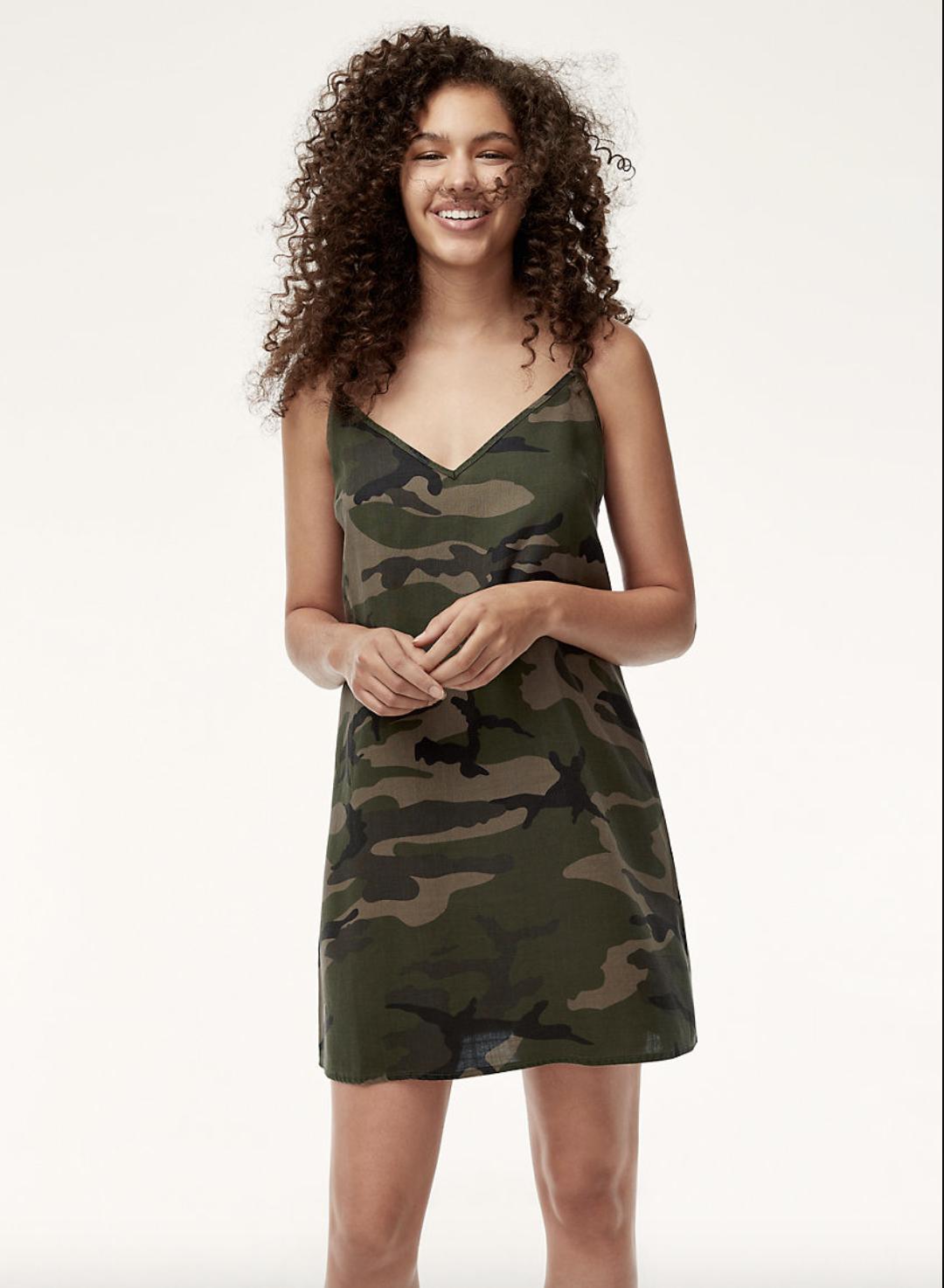 Tna Yirrell mini dress $70
