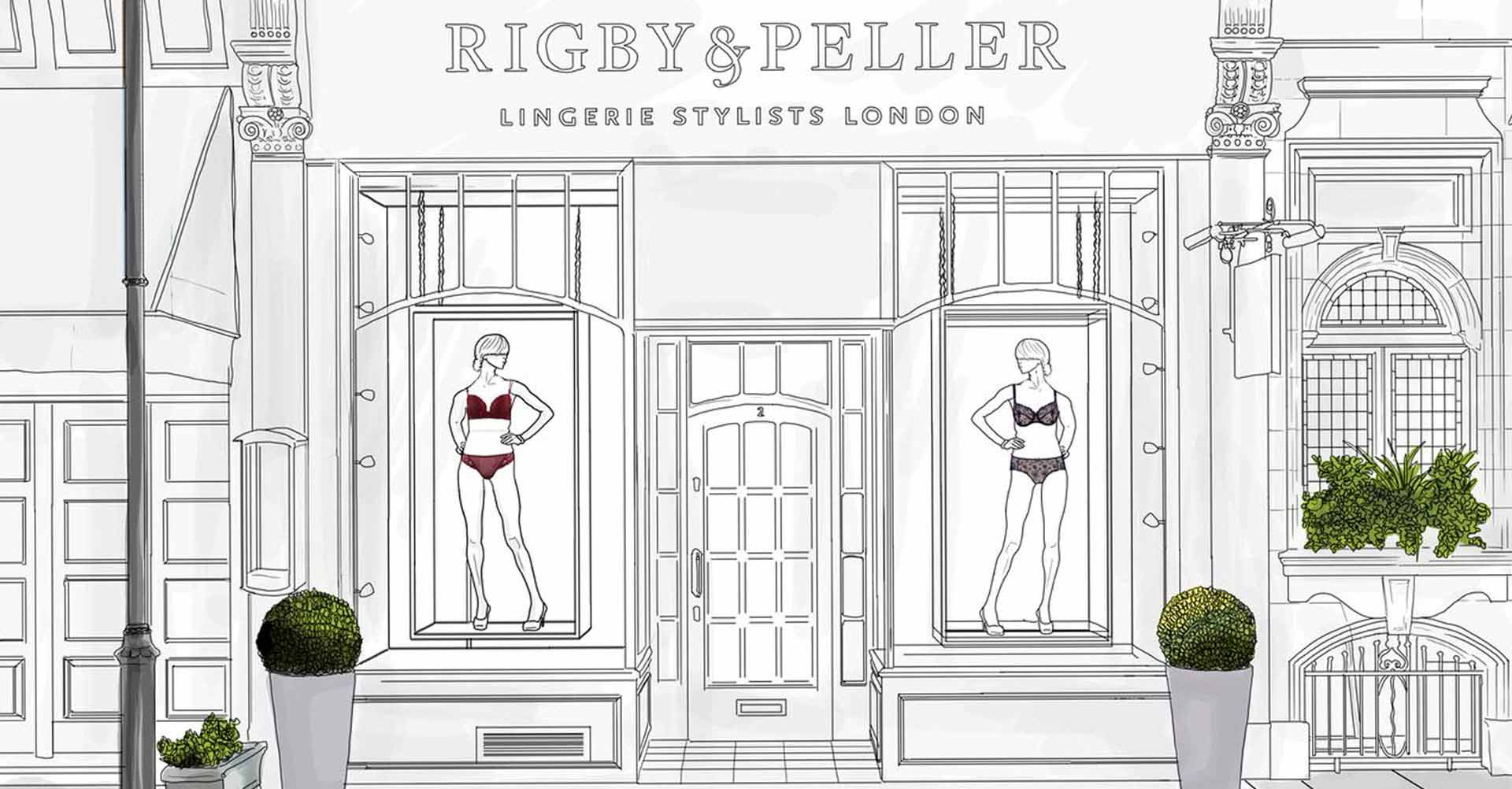 Rigby & Peller - Fit & Style Appointment