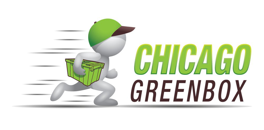 The Chicago Greenbox logo