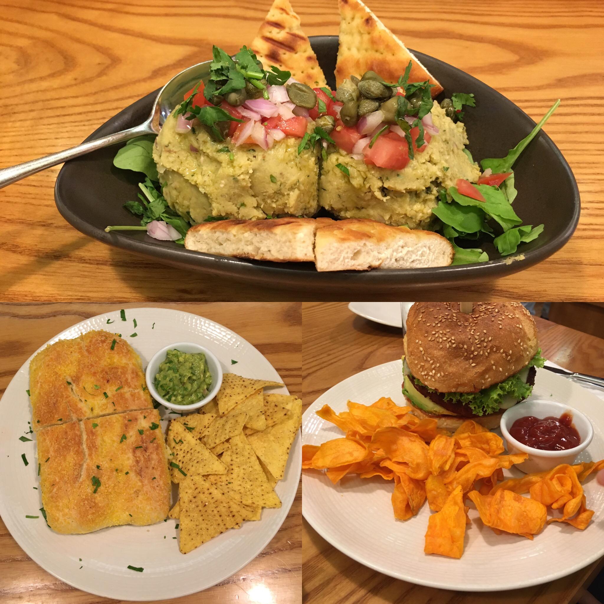Avocado Cafe eats