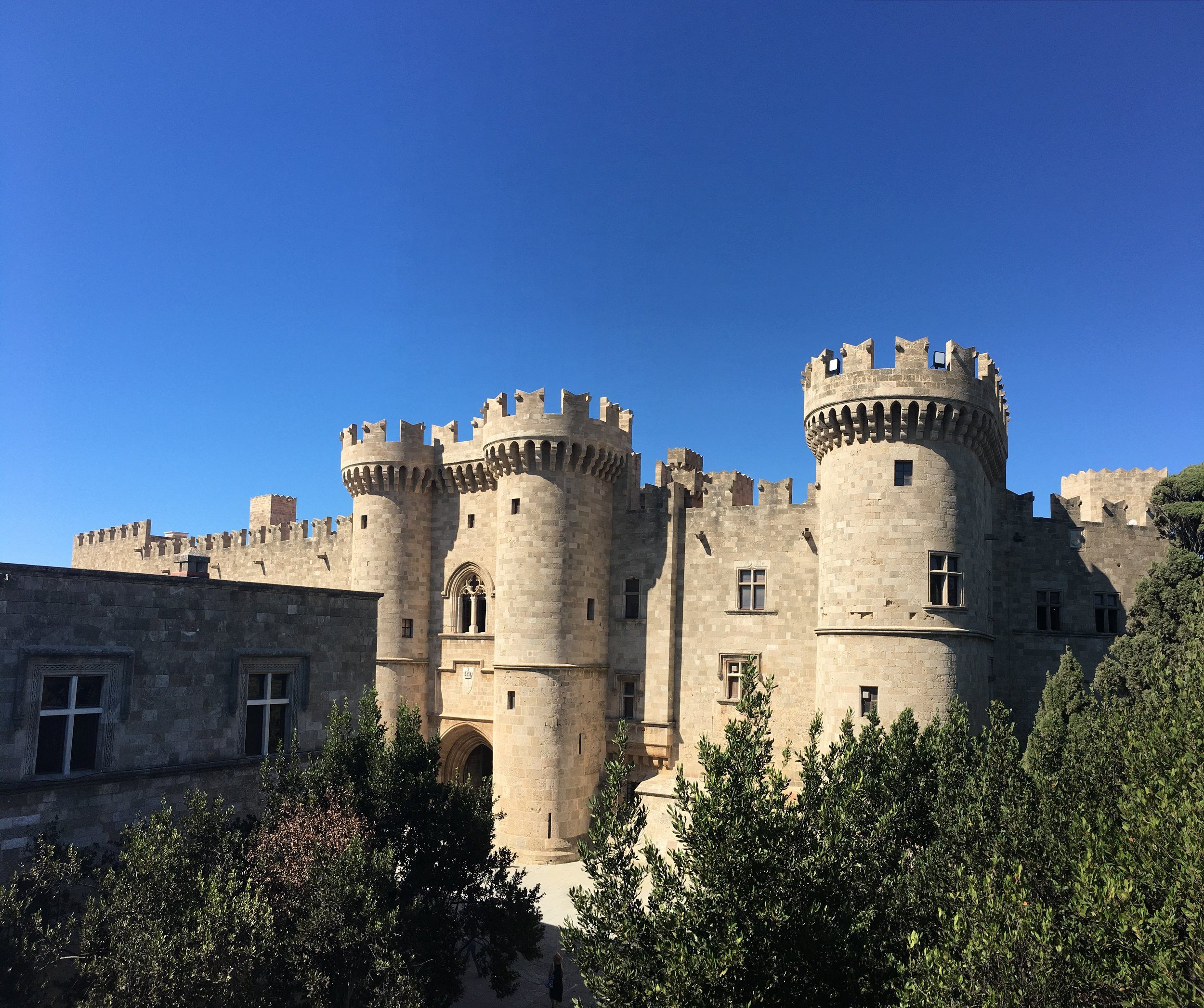 Palace of the Grand Master of Knights