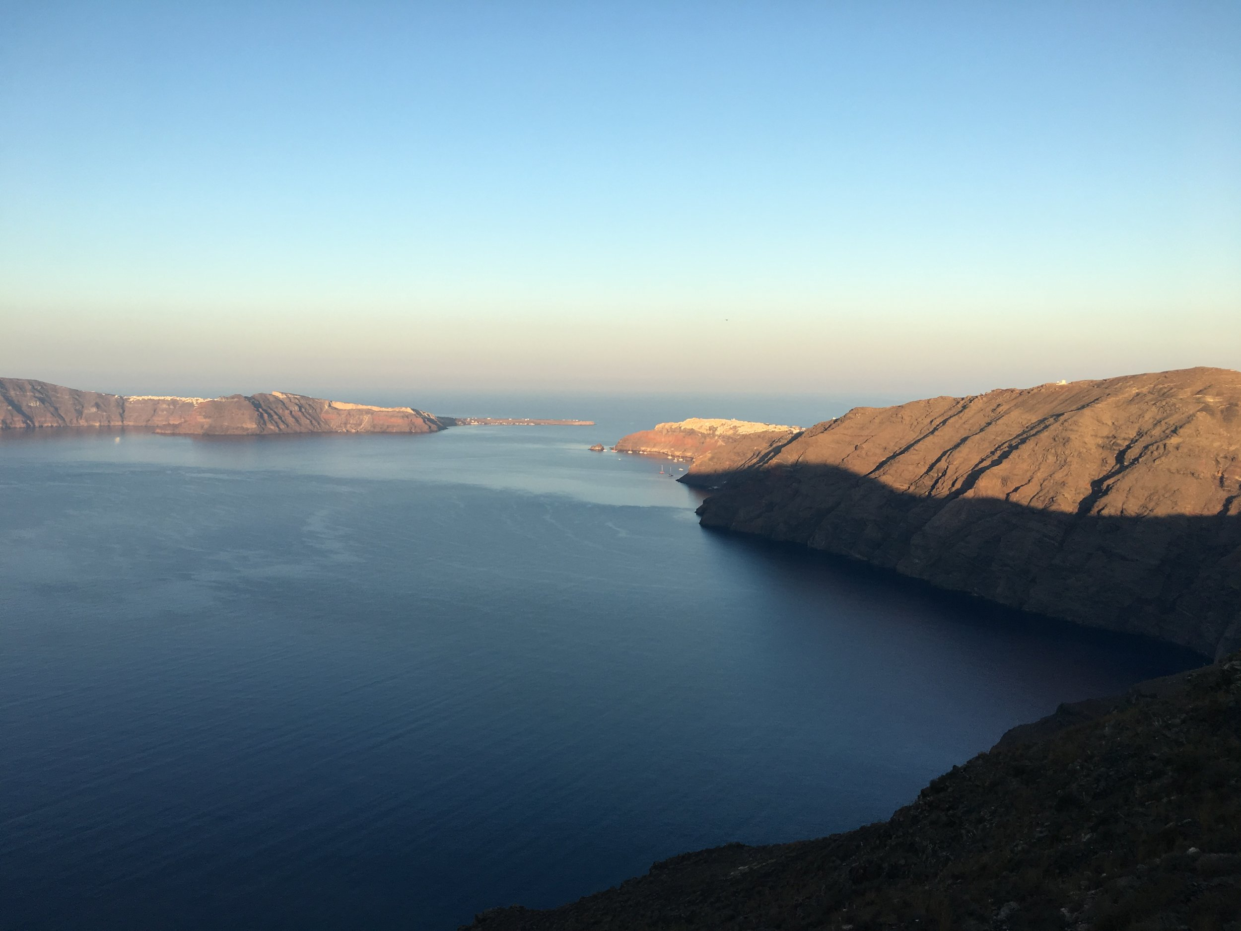 The vast Caldera