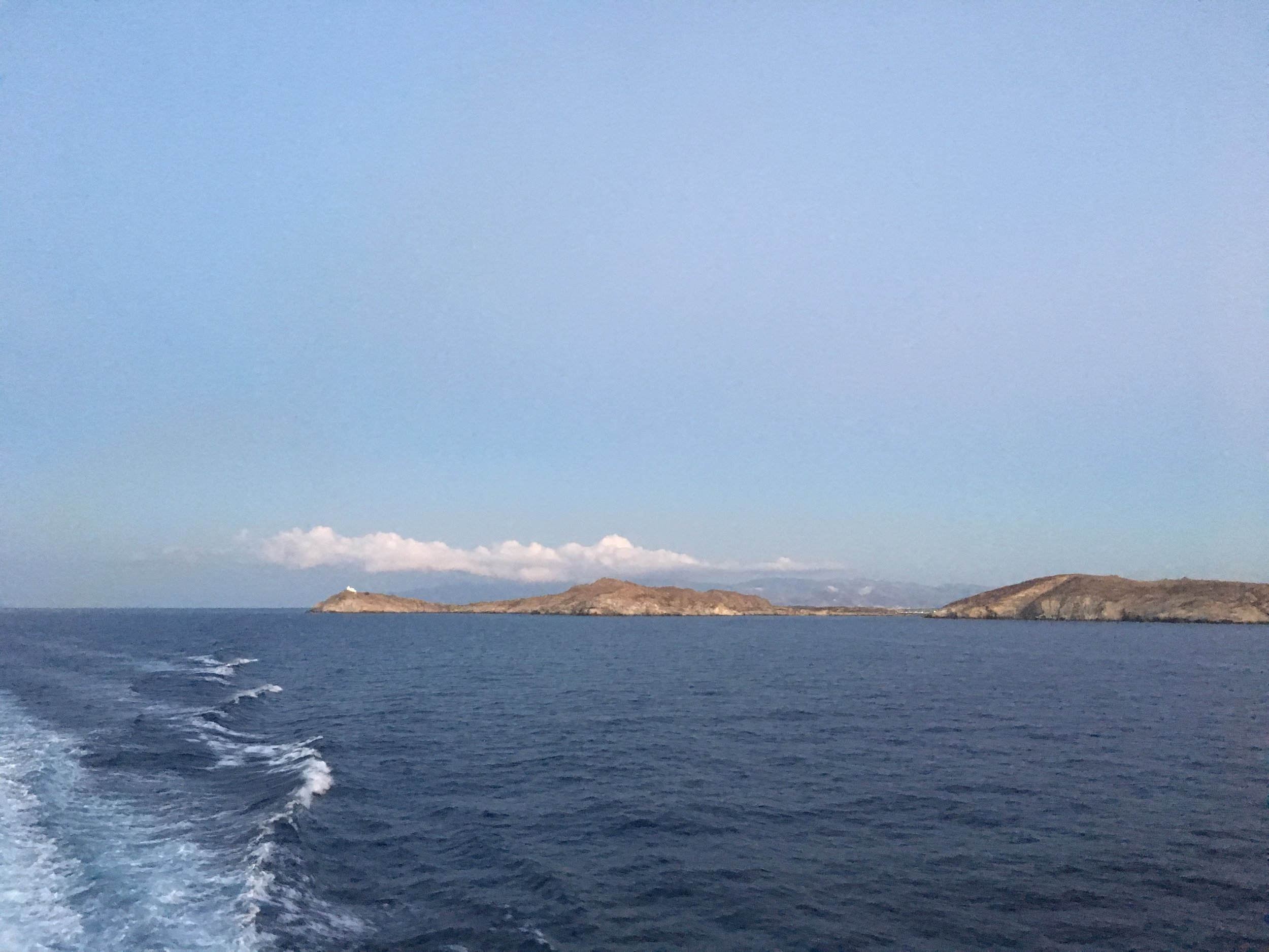 Okay this ferry ride is not so bad