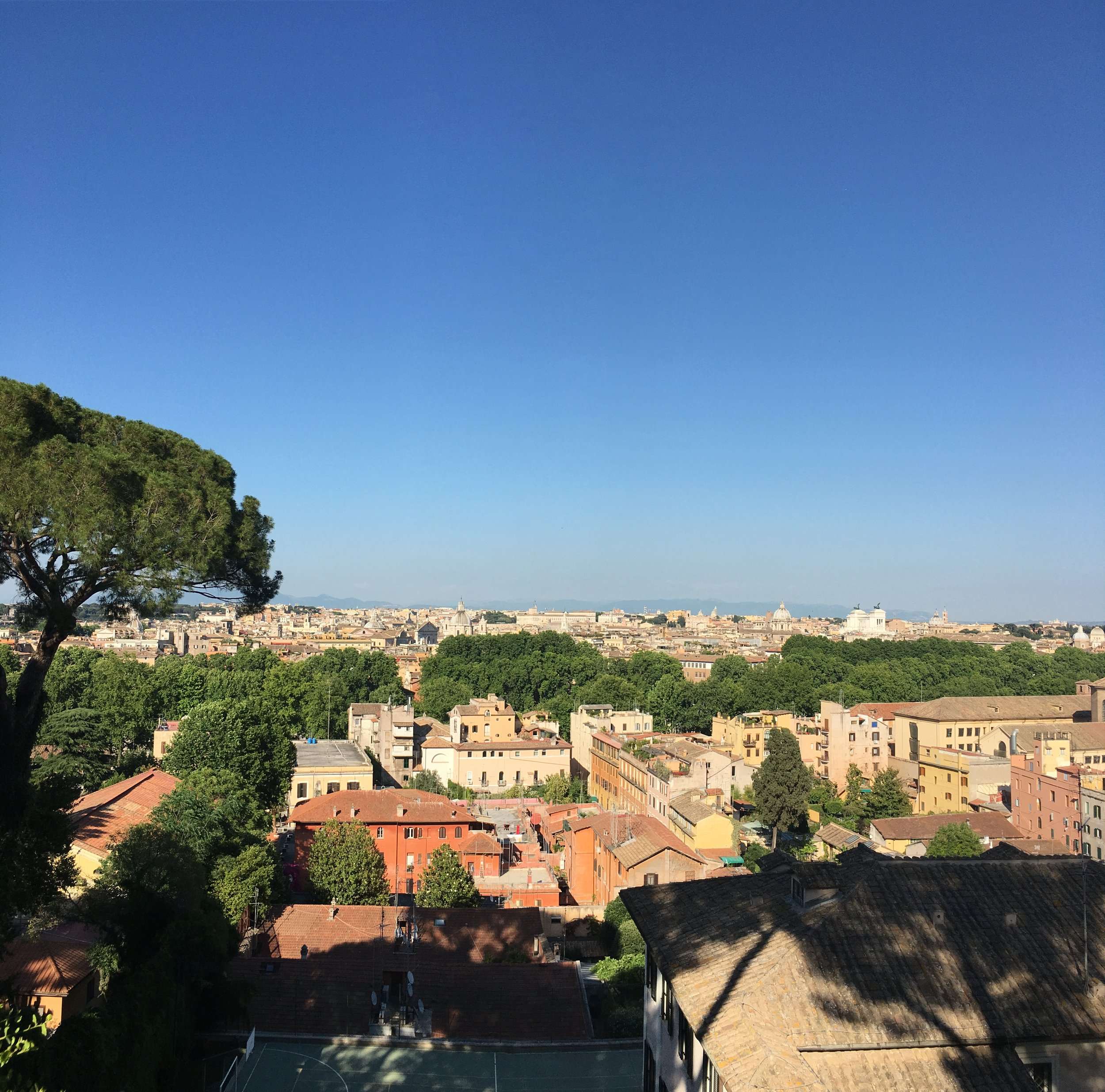 Ciao, Roma!