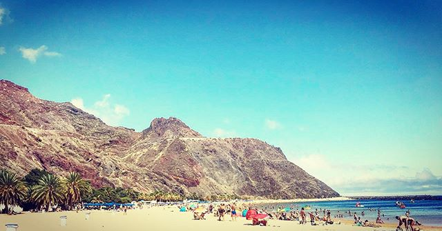 Sand Me Up #sand #beach #tenerife #canaryislands #vacation #instapic #tlpicks #spain #europe #holiday #treatyoself