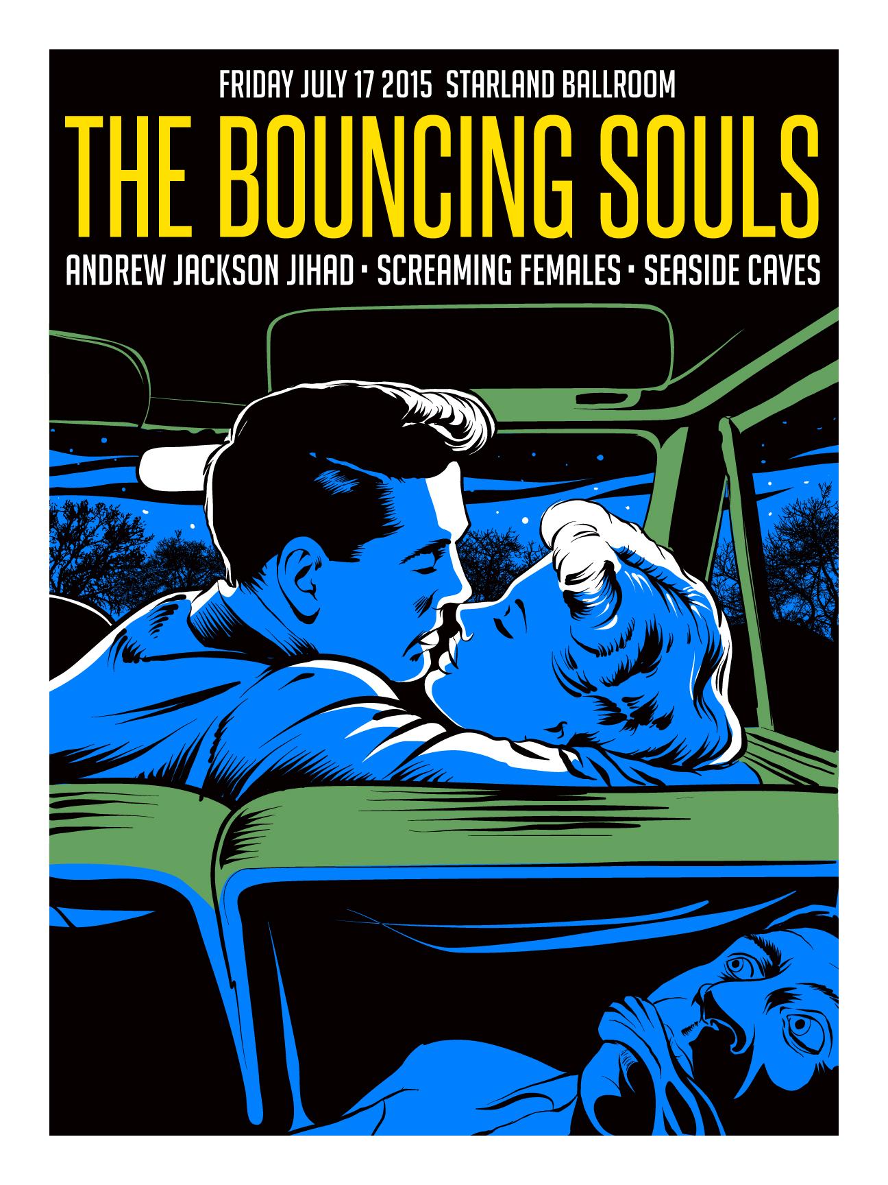 Bouncing Souls - 7/17/15