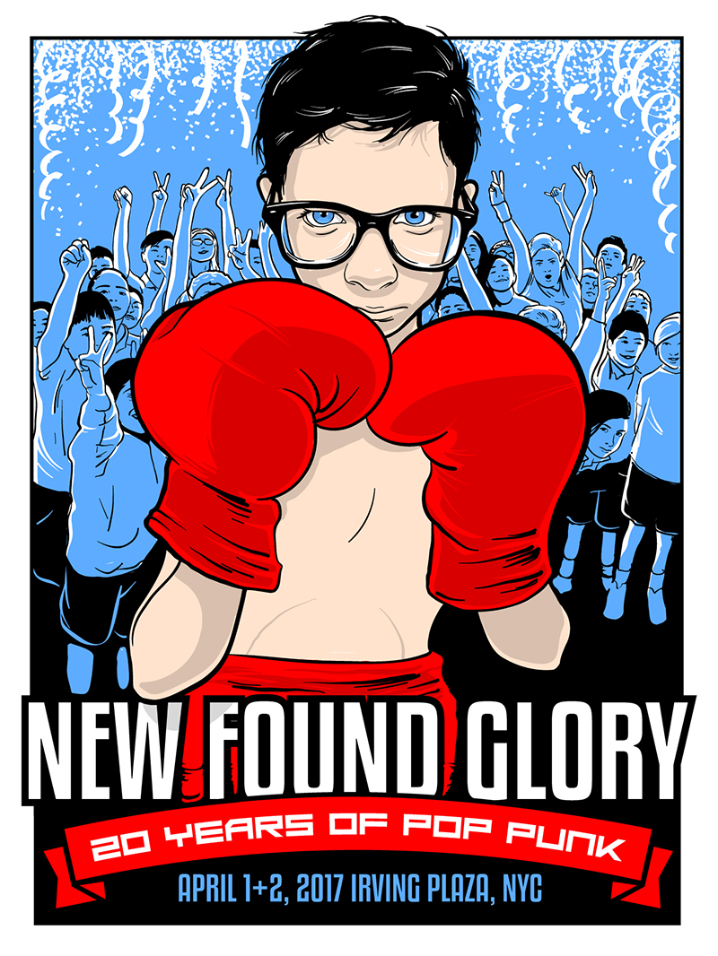 New Found Glory 4/1/17