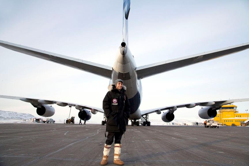 Gustavo Oliveira  knows a thing or two about air travel in the North. Not only can he correctly identify planes in the sky, but he used to fly out of Iqaluit almost once a month on points. Having recently left Nunavut for the Northwest Territories, Gustavo is changing his credit card strategy to find the best deals out of Yellowknife! To get in touch, you can creep him on   Instagram  or   send him an email  .