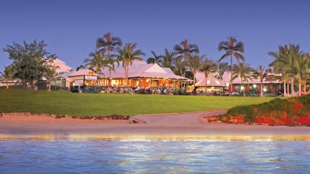 Night 1 - Arrive into Broome and join the hotel's transfer to the Cable Beach Club. This afternoon you can relax and slip into 'Broome time', exploring Chinatown or Cable Beach. Overnight: Cable Beach Club