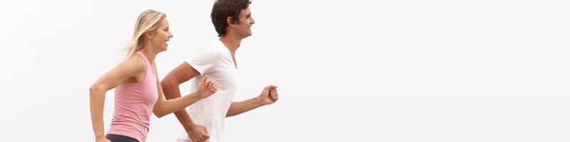 Young Active Couple Chiropractor Tweed Heads