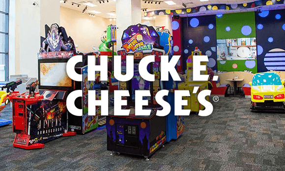 Chuck E Cheese's