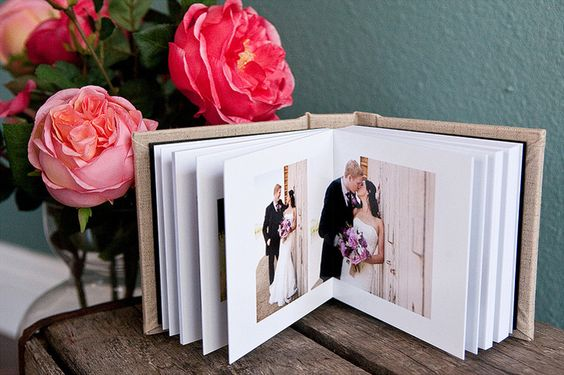 Beautiful Matted Album, also includes custom personalized cover.