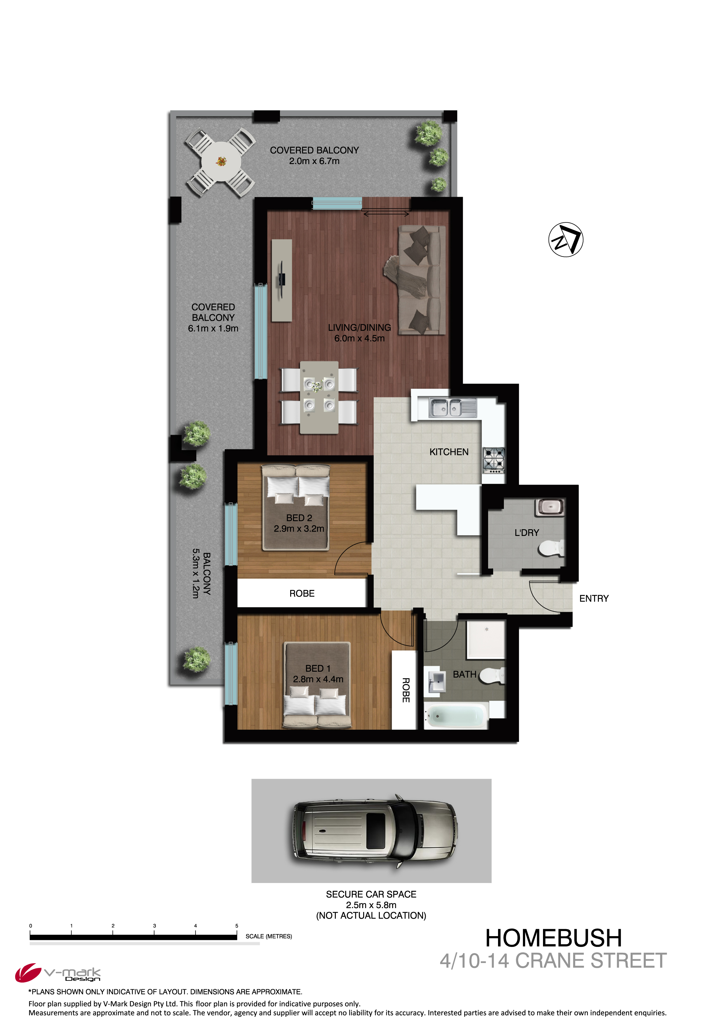 Click floor plan for a larger view