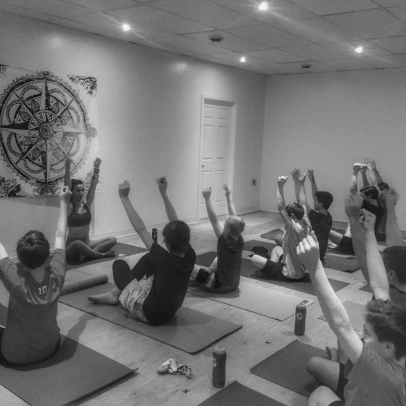 team yoga