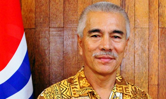 With our 2012-15 focus, Climate Equity, the work of 2012 Hillary Laureate, Te Beretitenti (President), Anote Tong of Kiribati