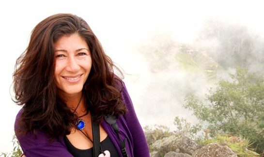 And the remarkable work of our 2013 Hillary Laureate, Atossa Soltani of Amazon Watch