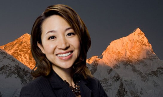 And the work of 2010 Hillary Laureate and 2012 Hillary Step winner, Peggy Liu (China)