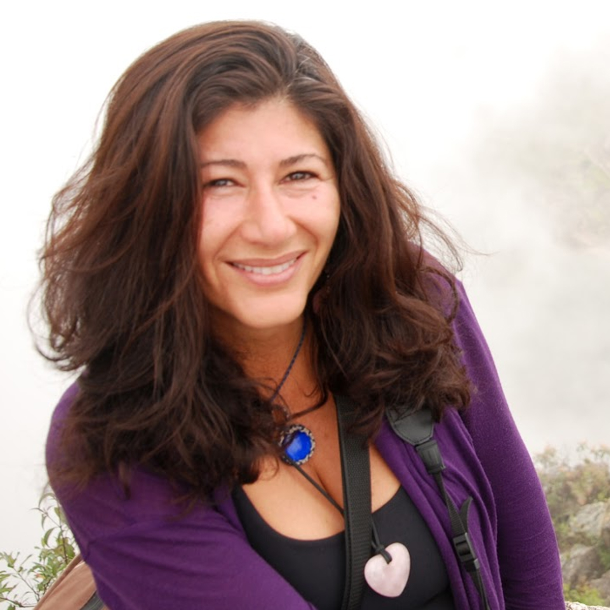 Atossa Soltani, 2013 Hillary Laureate