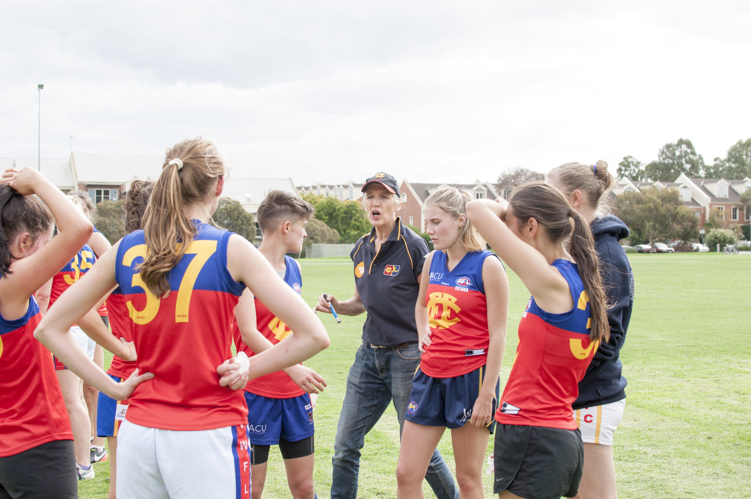 Uncovering unconscious Bias and Women in the AFL: Interview With Jo Hogan. -