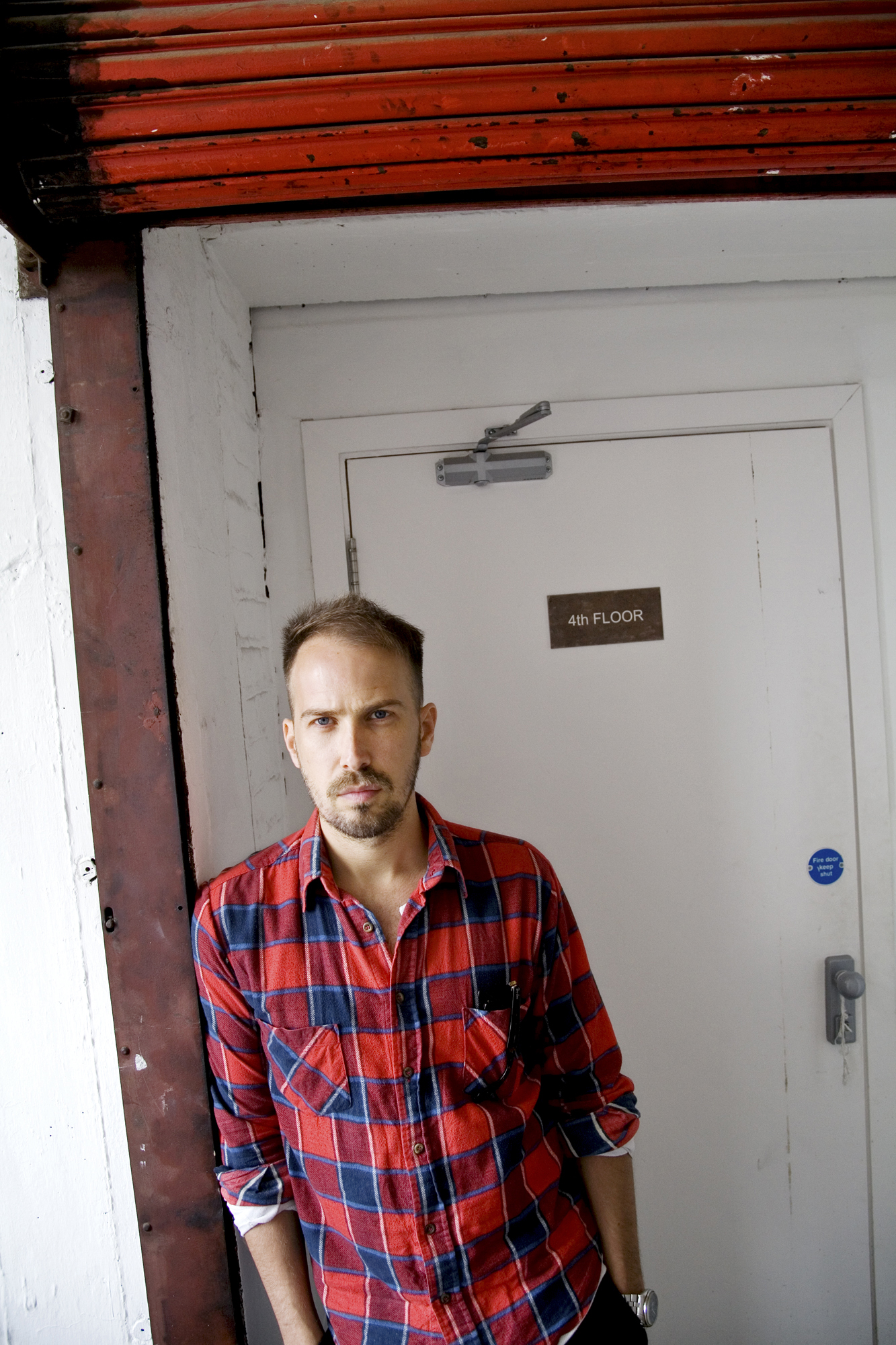 Stefan Siegel for i-D online