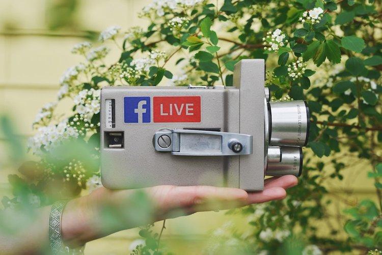 2018 Social Media Trends: Facebook Live Streaming