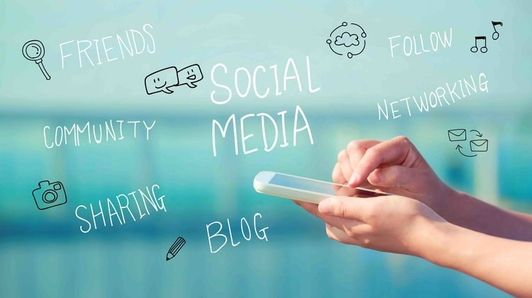Doing your own social media allows you to be authentic. - This allows you to connect deeper.