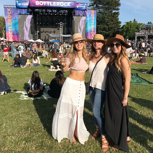 Another fabulous @bottlerocknapa in the books! The best way to kick off summer (read: have the most fun right before wedding season kicks into high gear!). Love this event every year with my tribe 👯‍♀️ . . . . #bottlerock2019 #musicfestival #summertime #summervibes #ootd #festivalfashion #mytribe #weekendgetaway #musicobsessed #musiclover #winecountry #winelover #lovemylife #melissafancy