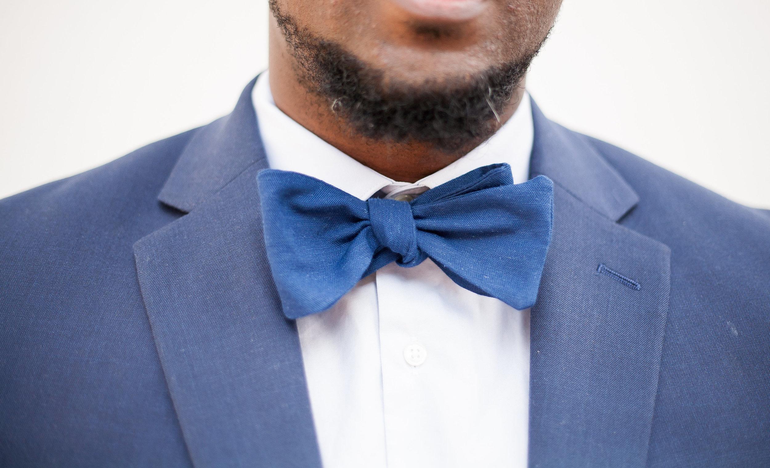 Man Bow ties