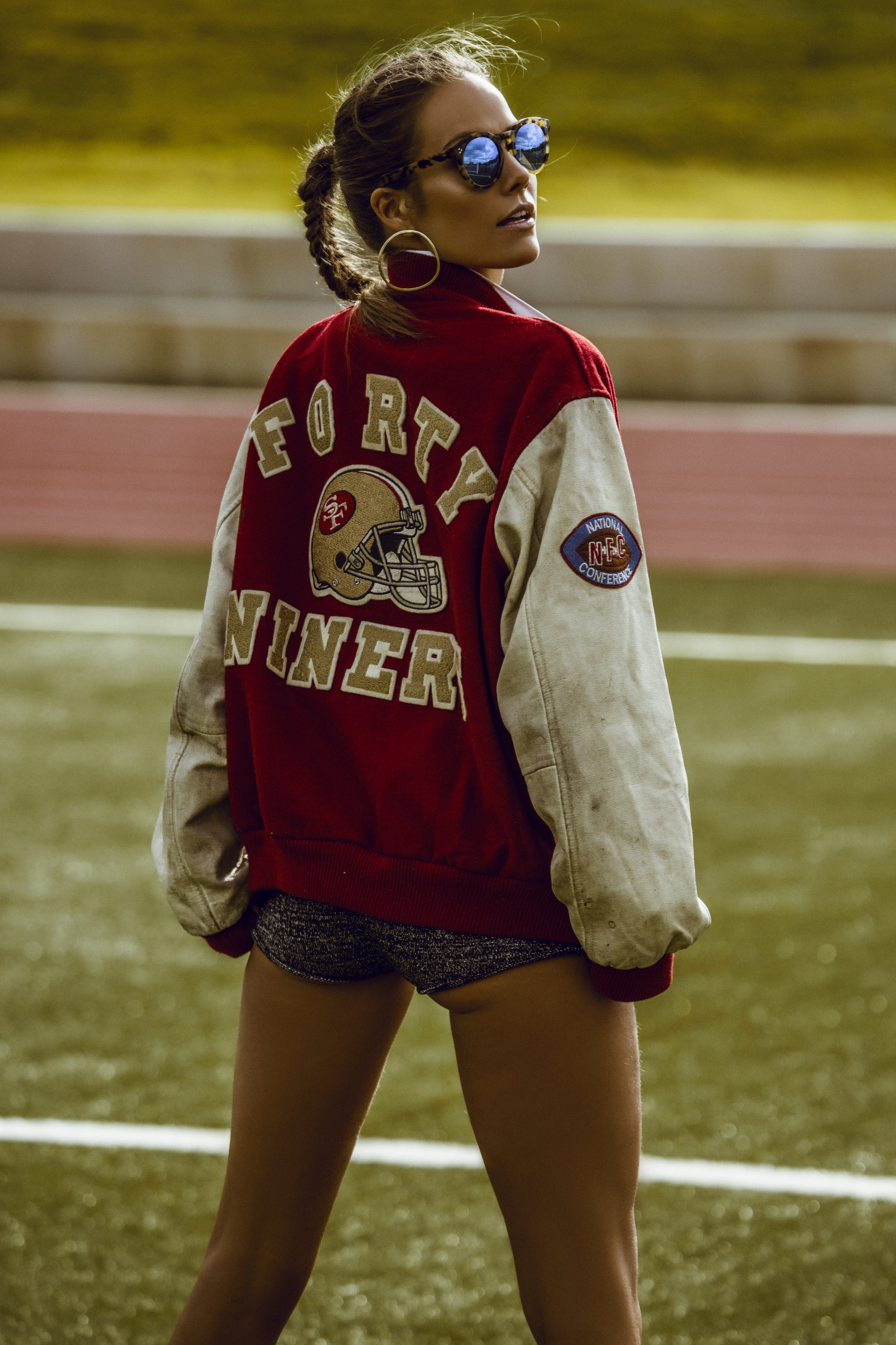 Sport Luxe Editorial