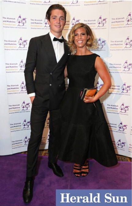 Winter Olympians Scotty James & Torah Bright - Gala Event in Sydney 2016