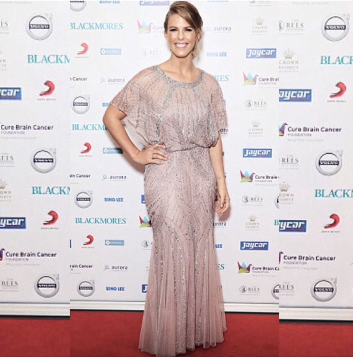 Winter Olympian Torah Bright - Gala Event Sydney '16