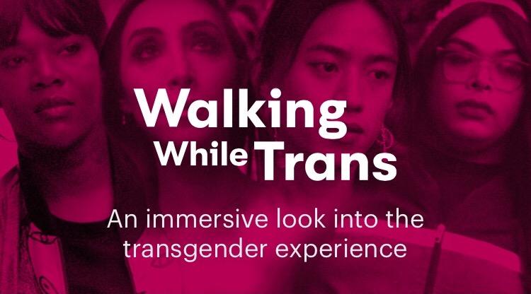 Mic: Walking While Trans