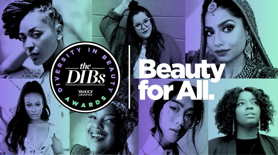 Yahoo: Dear beauty industry: 'People want to see people who look like them being beautiful, confident, and fierce'