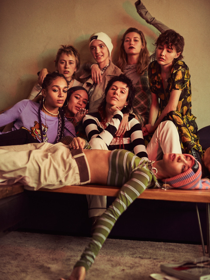 The Cut: Grunge by Marc Jacobs