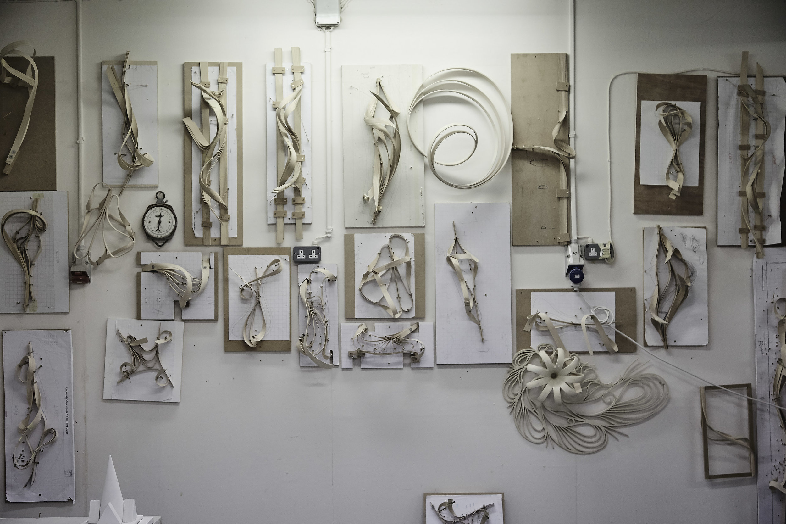 Sketch Models - image by Andrew Bradley