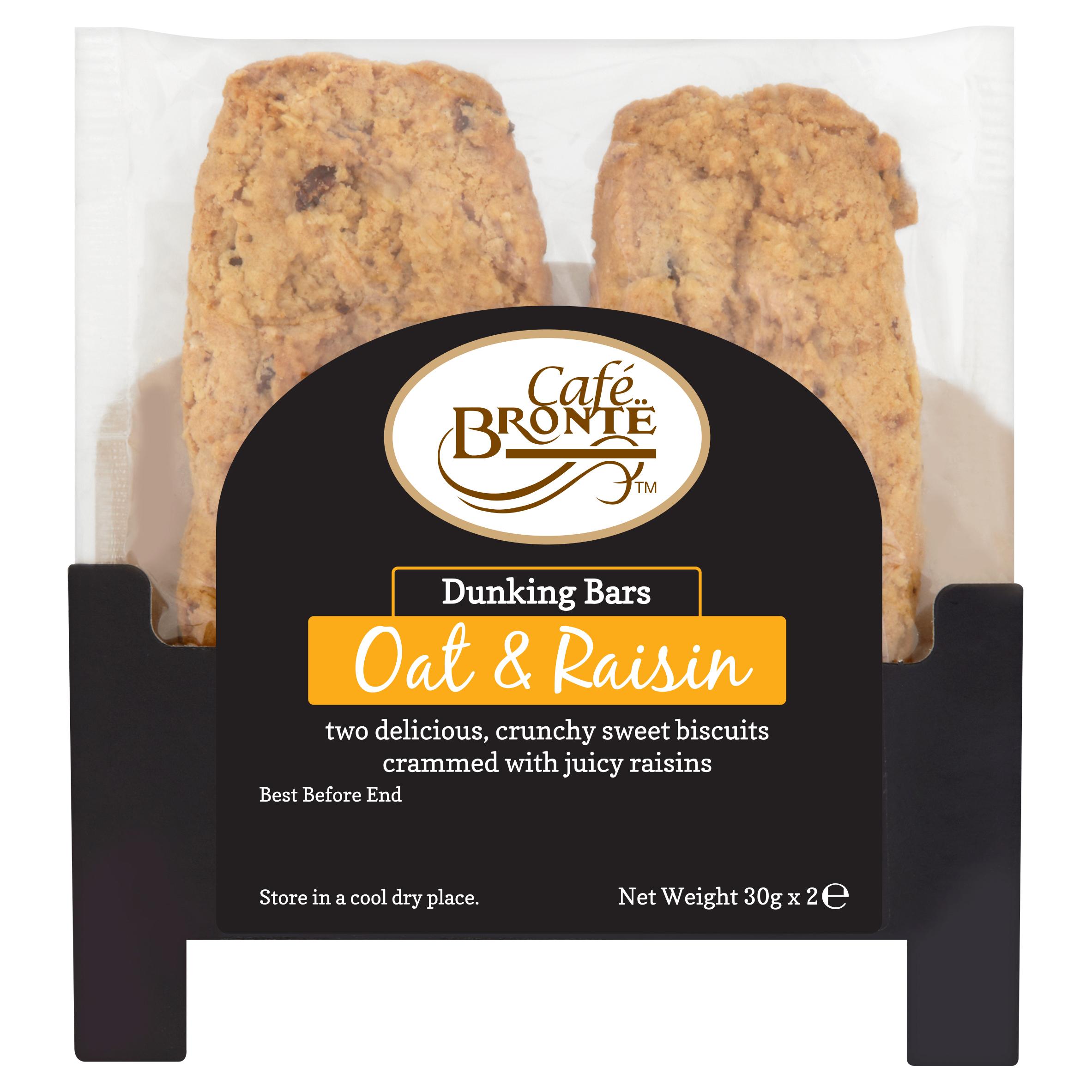 Oat & Raisin Dunking Bars