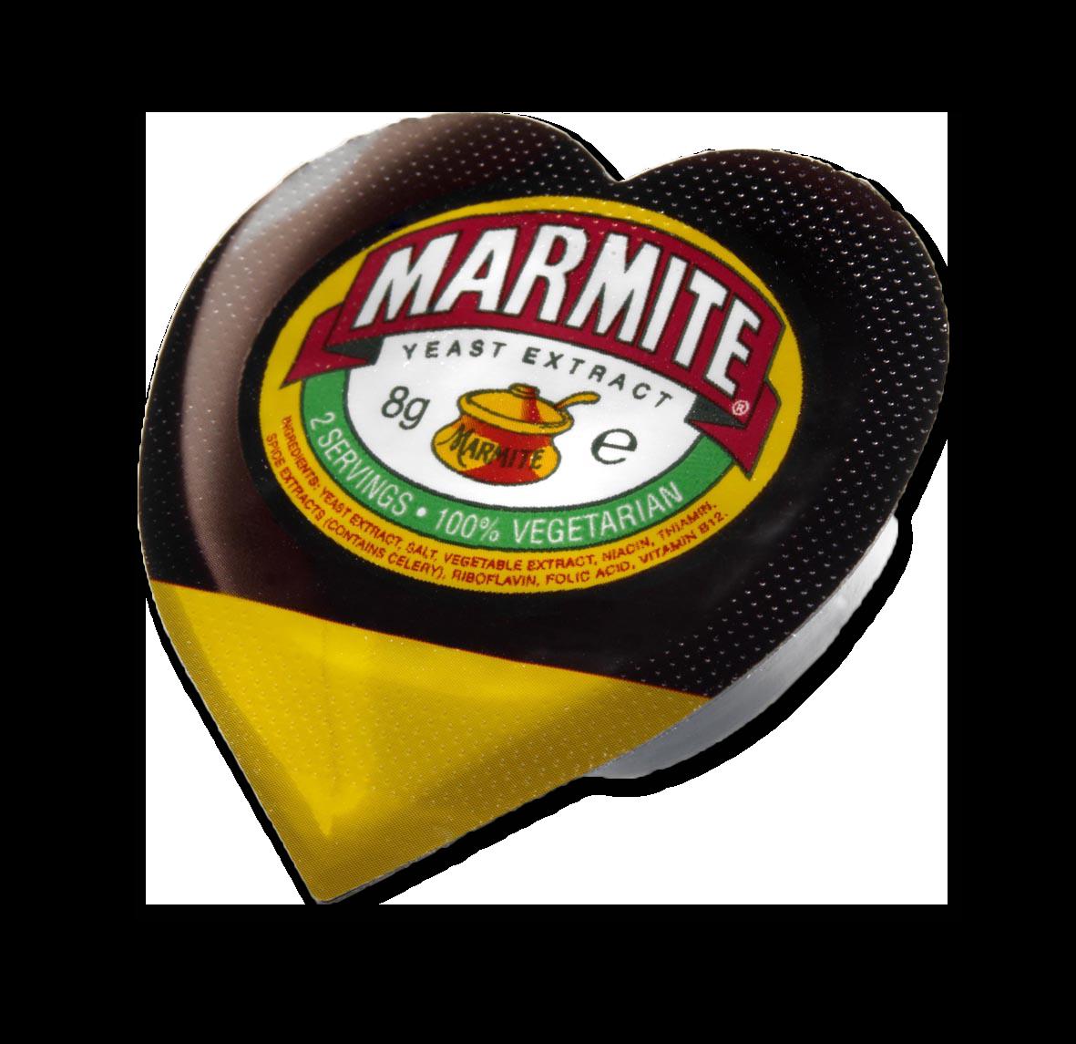 Marmite Portions