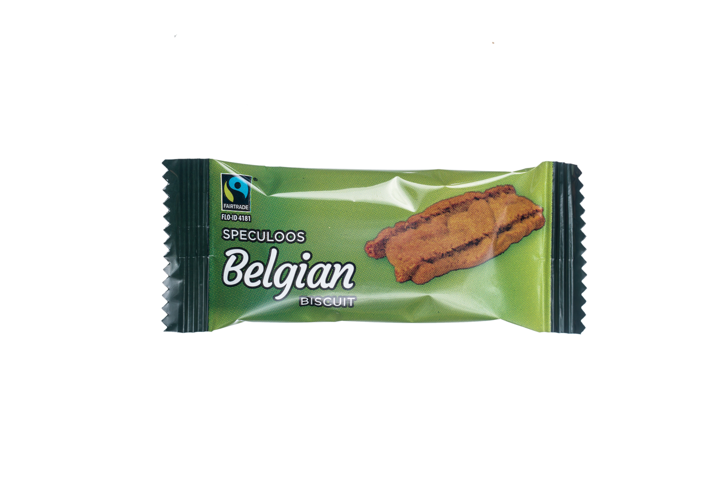 Belgian Fairtrade Speculoo Biscuit