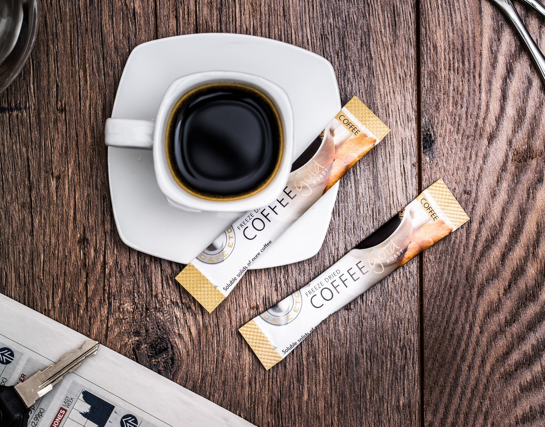 COFFEE & BEVERAGES -