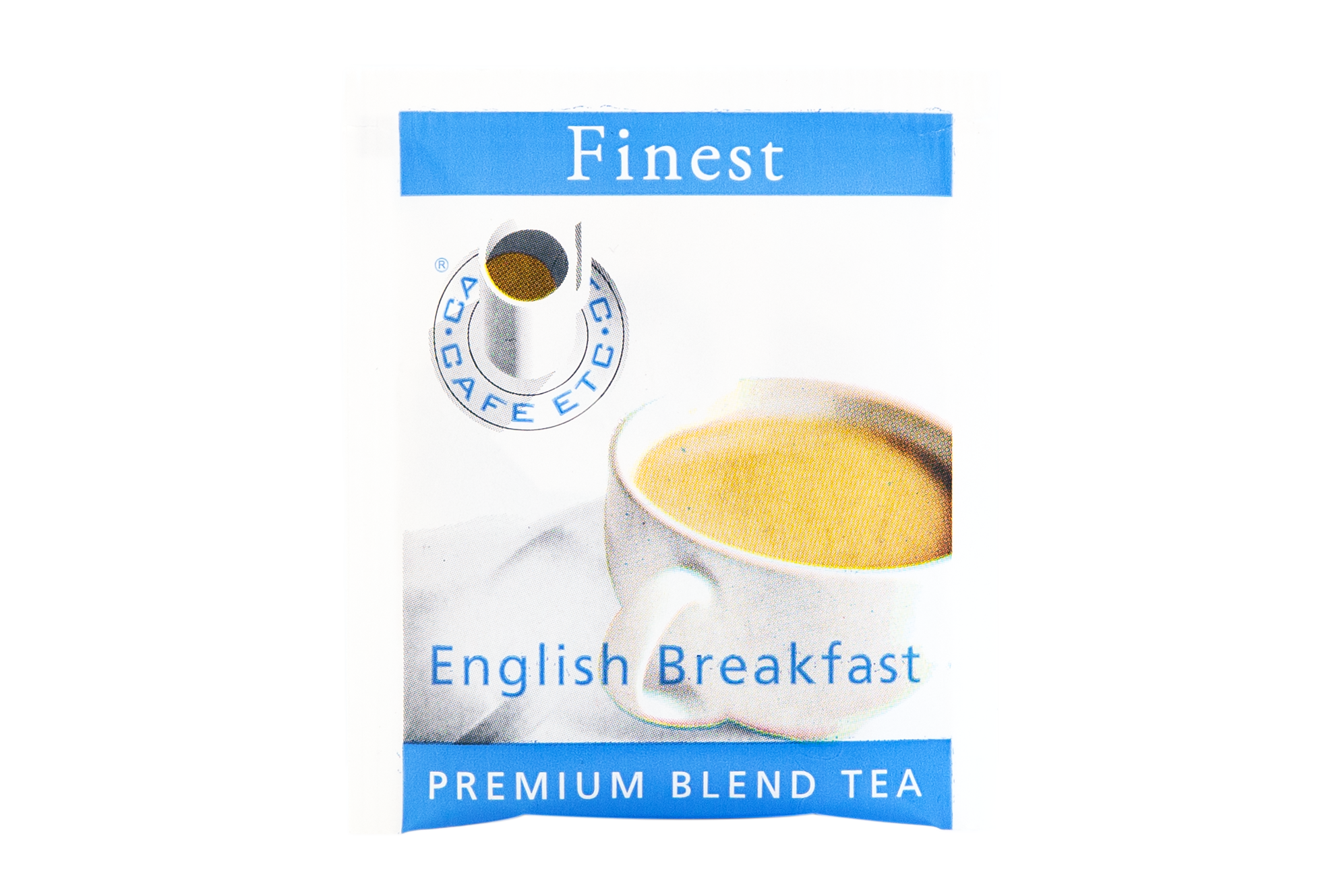 Cafe Etc Tag & Envelope Tea Bag