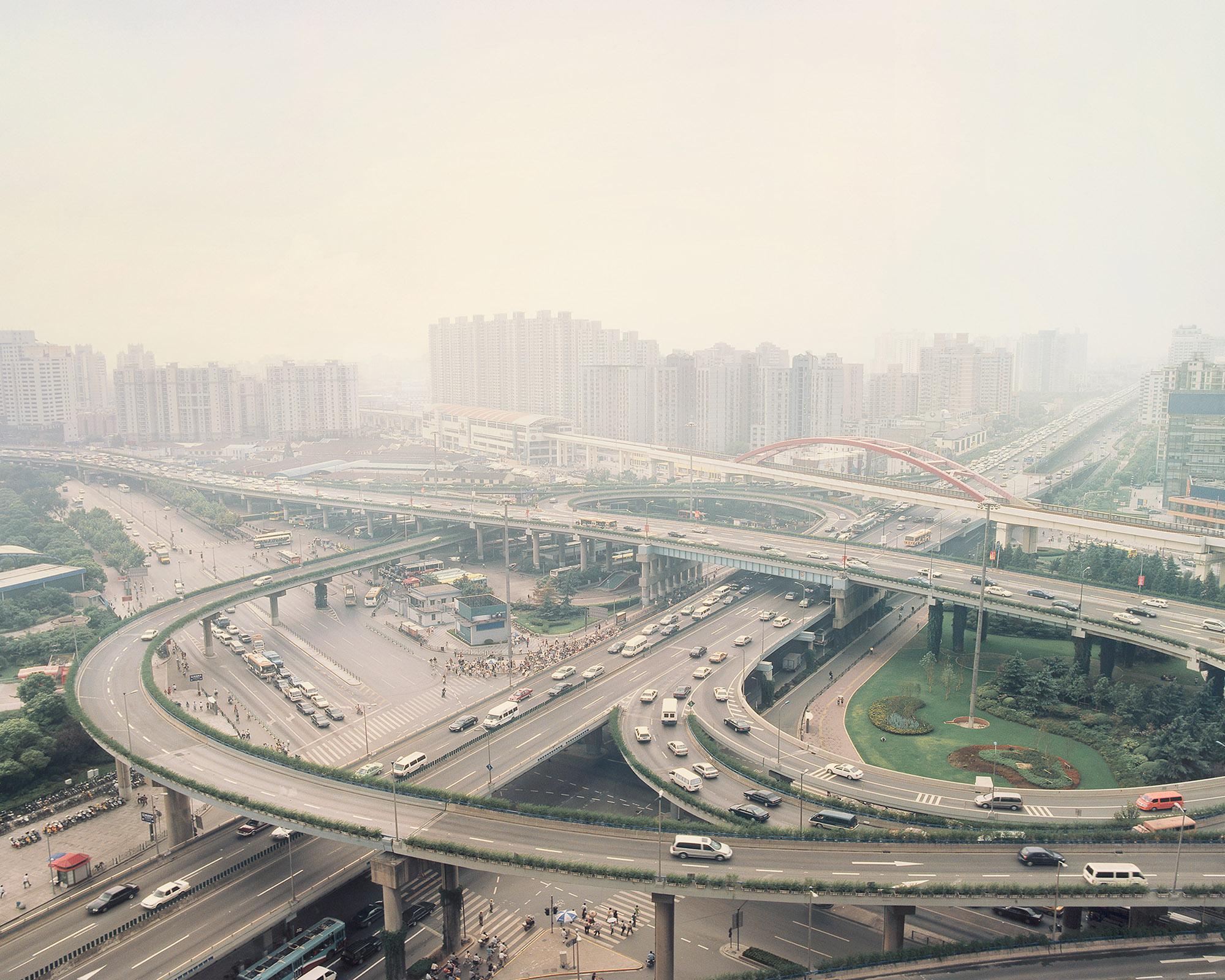 1200 Cao Xi Bei Road, Shanghai, China.2007.© Alan McFetridge