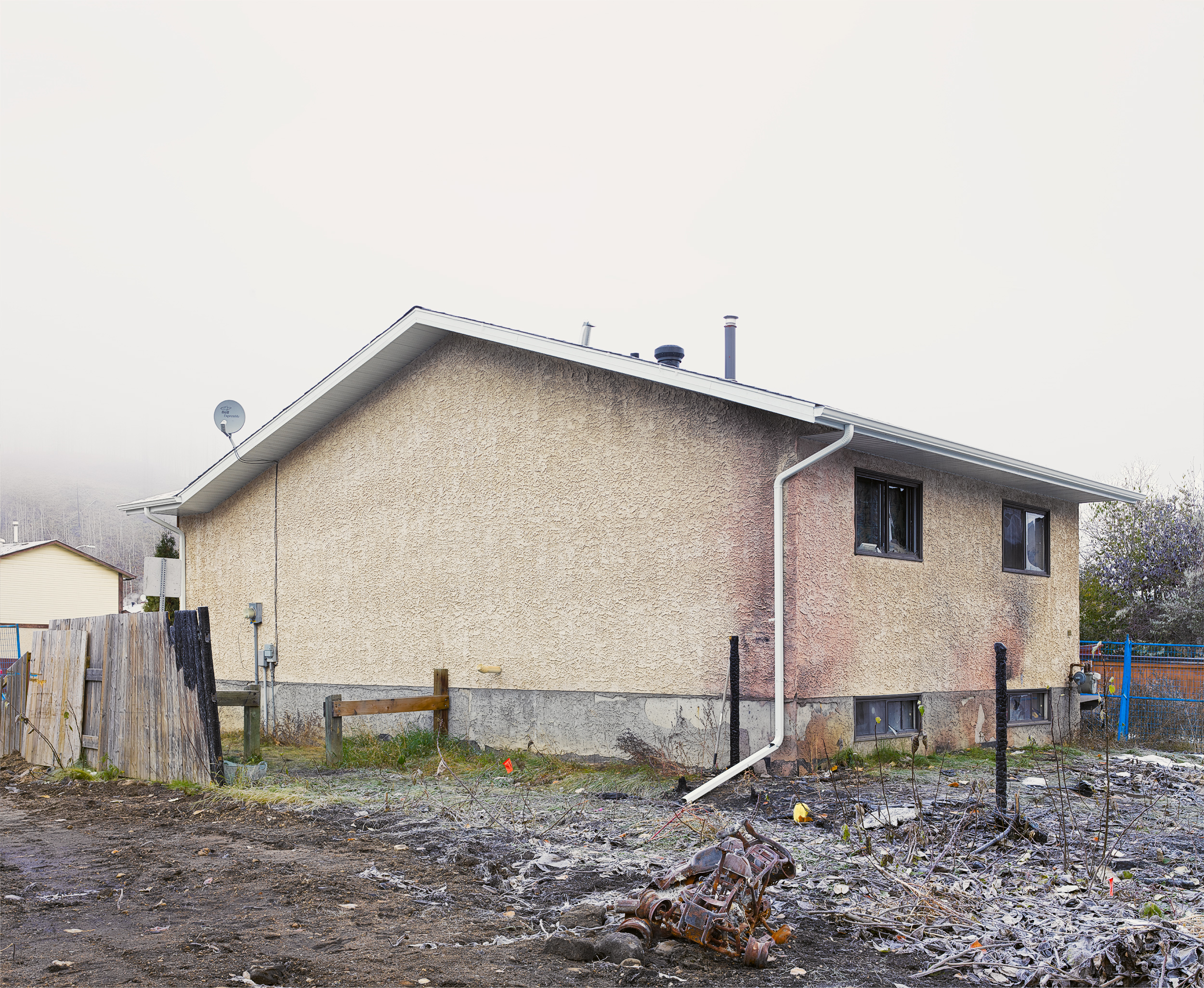 Graham Place, Fort McMurray, Alberta, Canada.