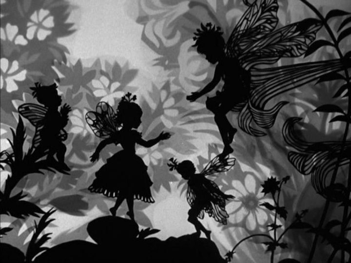 Thumbelina  Lotte Reiniger - 10:15  A magical silhouette animation of Hans Christian Andersen's fairy tale Thumbelina by the pioneering master of this technique, Lotte Reiniger.